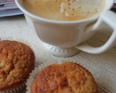 Vegane-Muffin (ohne Milch und Ei)