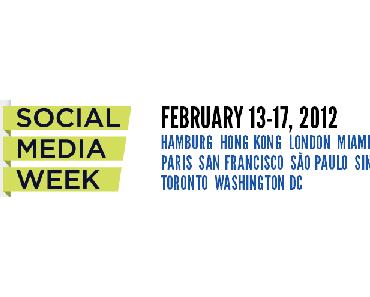 Social Media Week Hamburg: Monitoring und Analyse
