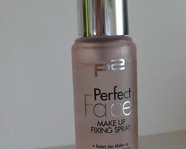 p2 Make up Fixing Spray