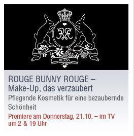 RougeBunnyRouge-Premiere auf QVC