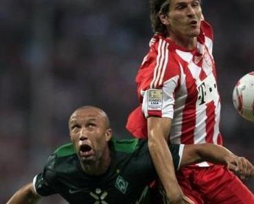 Gähnende Langeweile in der Allianz Arena