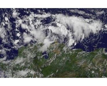 Atlantik aktuell: Tropische Depression 15 (potentiell Sturm und Hurrikan MATTHEW) bedroht Nicaragua, Honduras, Belize und Yucatán (Mexiko)