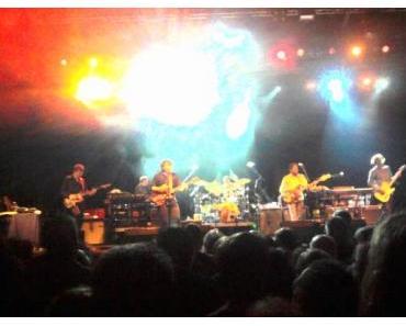 Konzertbericht – Wilco, Wien 2010