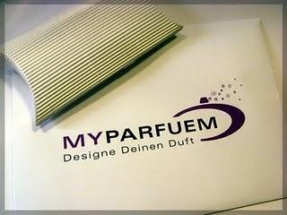 Designe Dein eigenes Parfüm