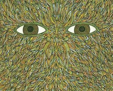 Flying Lotus: Pattern & Grid World (EP) ... Maschinengesänge