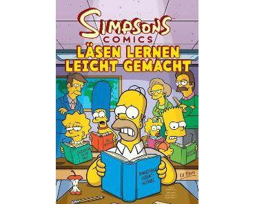 Simpsons helfen beim Läsen und Lernen