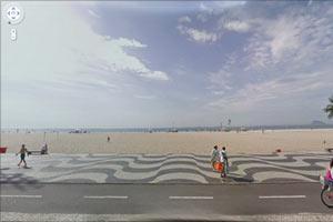Leichenbilder bei Google Street View Brasilien
