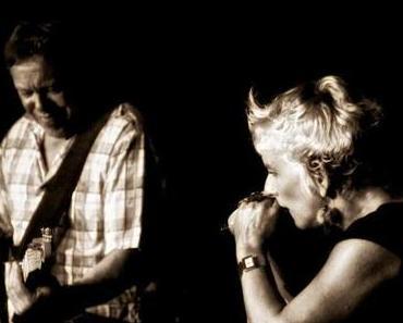 Richie Arndt & The Bluenatics feat. Kellie Rucker am 04.09.2009 im Topos, Leverkusen