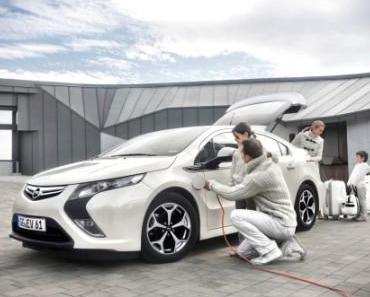 Opel Ampera und Chevy Volt wurden überarbeitet