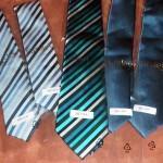 Auslosung Gewinnspiel Krawatten für kleine und große Männer