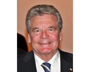 Joachim Gauck wird Bundespräsident