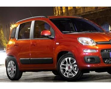 Fiat Panda bleibt unter den 10.000 Euro