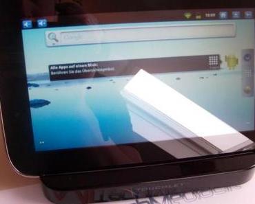 Pearl Touchlet X7G: Unboxing und erster Eindruck (Videos)