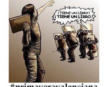 Valencia: Polizeigewalt gegen Minderjährige – Teil 2