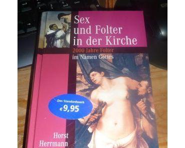 """Gewinnt das Buch """"Sex und Folter in der Kirche"""" bis zum 21.03.2012"""