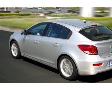 Chevrolet Cruze bekommt einen sparsamen Diesel