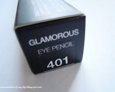 [Review] KIKO Glamorous Eye Pencil 401