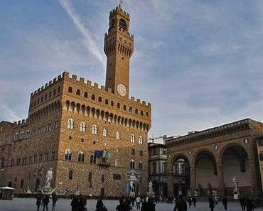 Die geheimen Wege des Palazzo Veccio in Florenz