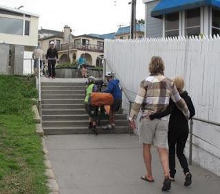 Aliso Viejo - San Francisco: Nicht gemütlich hier