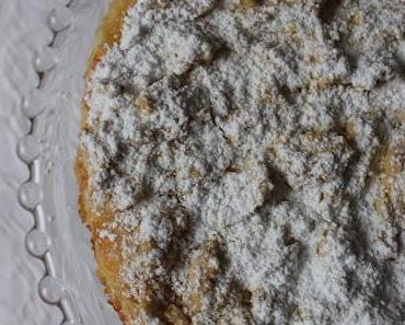 Alman Pastasi (Streuselkuchen mit Pudding)