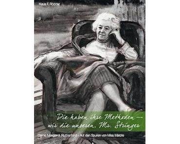 """Buch über die """"Miss-Marple""""-Darstellerin Margaret Rutherford"""