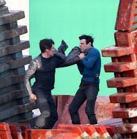 Star Trek: Neues Video und Fotos von den Dreharbeiten zum nächsten Film