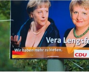 Vera Lengsfeld: Das Maschinengewehr Gaucks