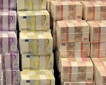 EZB überschüttet Banken erneut mit Geld: 500 Milliarden