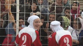 Fußball und Hijab