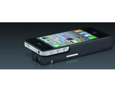 iPhone Beamer passt wie angegossen