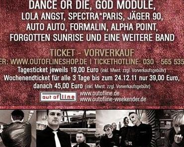 Out of Line Weekender und Dark Spring Festival in Berlin