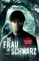 Book in the post box: Die Frau in Schwarz