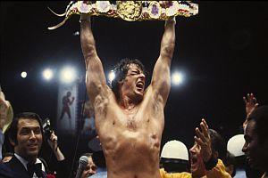 """Rocky II"" [USA 1979]"