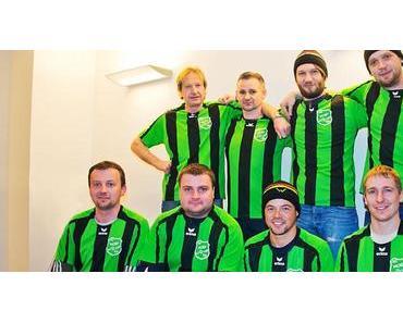Fußballkabarett mit dem Kabarettschaftsbund in Gußwerk