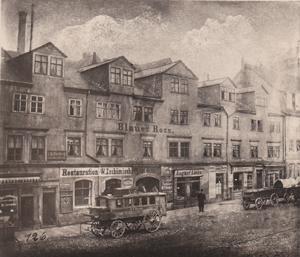 Hermann Walter: Leipzig im 19. Jahrhundert