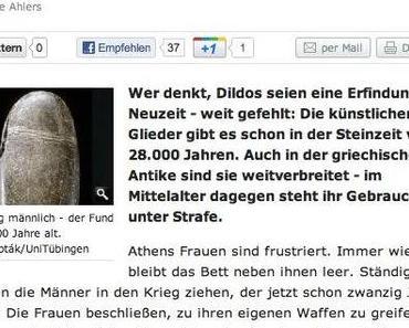 """""""Nützliches"""" Wissen aus Online-Zeitungen 10"""