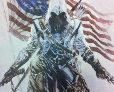 Assassin's Creed 3 – ein erster Trailer, der Release Termin bekannt und Namen des Hauptcharakters bekannt
