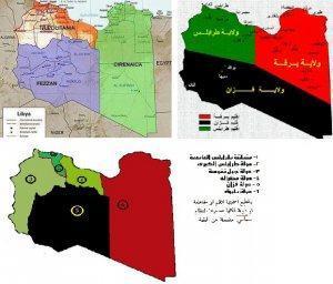 Libyen: Teilungspläne schreiten voran