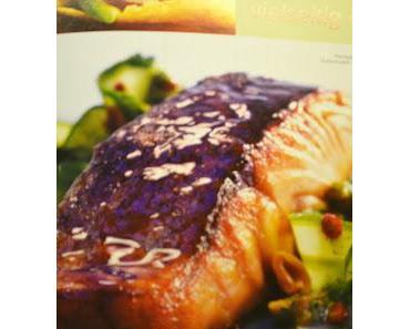 kitchen style: lachs mit gurkensalat