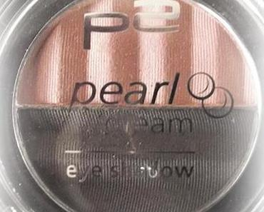Raffinierter Look mit Pearl Dream Eyeshadow von P2