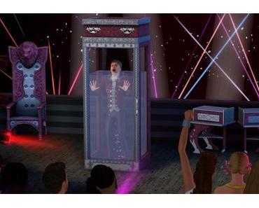 Die Sims 3: Showtime - Werde zum Star mit dem Spiel