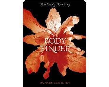 Rezension: Bodyfinder 01 - Das Echo der Toten von Kimberly Derting
