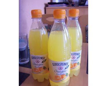 Gerolsteiner Orangen-und Zitronenlimonade
