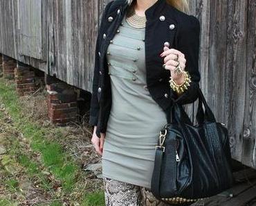Mrs. Safari - yesterdays shopping outfit
