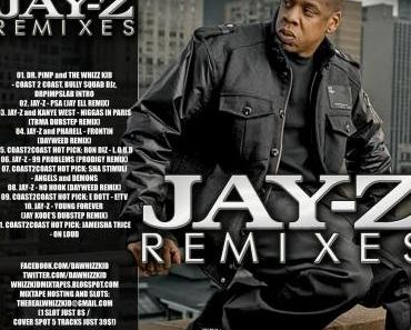 Jay-Z & Kanye West – Niggaz in Paris (Dubstep-Remix)
