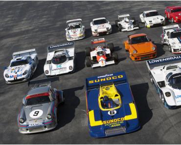 Historische Porsche Sammlung versteigern