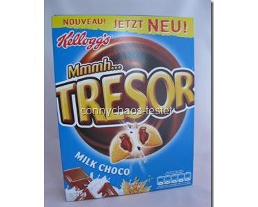 Kellogg's Mmmh… Tresor Milk Choco