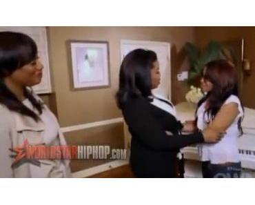 Oprah: Interview mit den Angehörigen von Whitney Houston