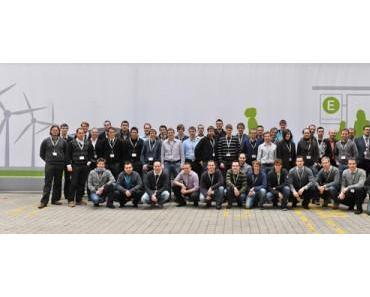 Die DRIVE-E-Akademie 2012: begeisterter akademischer Nachwuchs für die Elektromobilität