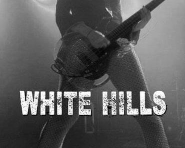 White Hills: Konzert in Paris